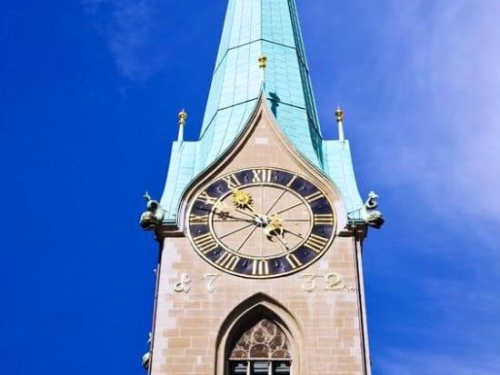 Grossmuenster大聖堂
