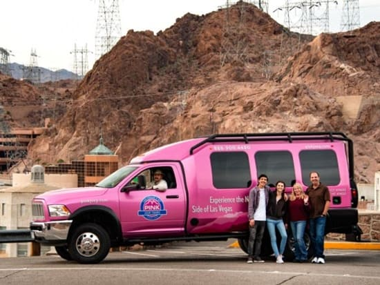 USA_Las Vegas_Pink Jeep Tours_Hoover Dam