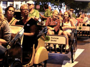 Singapore Chinatown Trishaw Ride