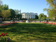 USA_Washington DC_White House