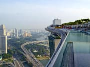 Singapore Marina Bay Sands Infinity Pool