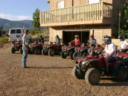 Grand Canyon off-road tour aboard an ATV