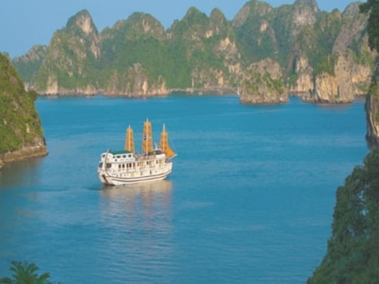 Gray Line Halong Cruise014