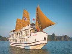 Gray Line Halong Cruise014