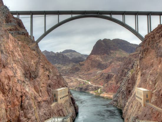 Hoover Dam Full Day Tour with Las Vegas Transfers and