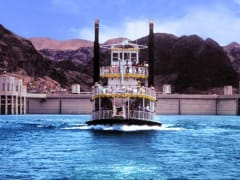 usa, las vegas, lake mead lunch cruise