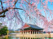 Gyeongbok, main royal palace, Joseon dynasty