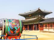 Gyeongbokgung Palace Drum