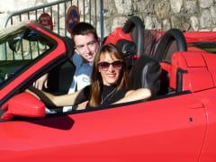 Ferrari F430 F1 Spider Nice France Drive