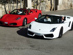 Ferrari Experience Monaco Lamborghini