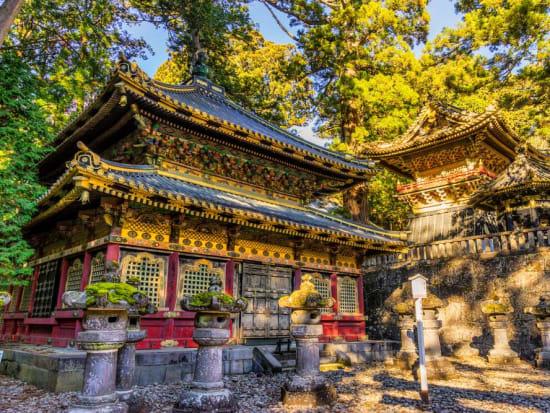 Toshogu Shrine sunrise cropped