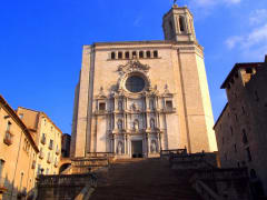 Spain, Girona Cathedral