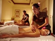 Hawaii_Oahu_Mandara Spa_Stone_Massage_Female