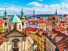 プラハ旧市街