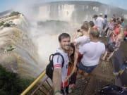 Argentina_Iguassu National Park Falls