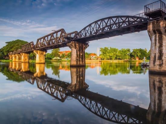 Hasil gambar untuk River Kwai Bridge