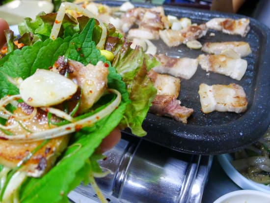 Seoul Evening Street Food Small Group Tour Instant Confirmation