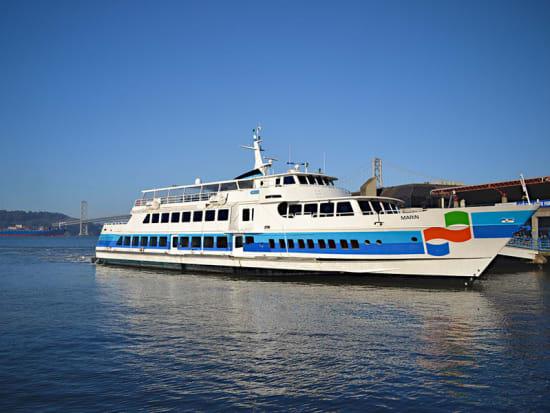 USA_San Francisco_Ferry Cruise