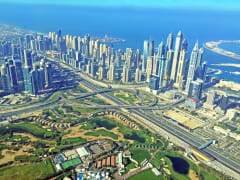SW - Seaplane Scenic Tour - Sheikh Zayed Road 2