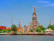 Wat Arun by the Chao Phraya River