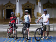 Thailand Chiang Mai Bike Tour Temple Stop