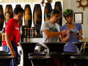 thailand chiang mai bike and zipline tour crafts