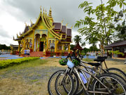 thailand chiang mai bike and zipline adventure