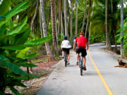 thailand cycling tour from bangkok