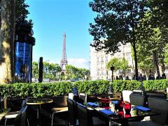 France, Paris, Chez Francis