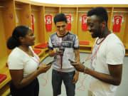 Emirates Stadium Tour 26 160719MAFC