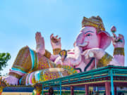 Wat Saman Rattanaram_shutterstock_518460604