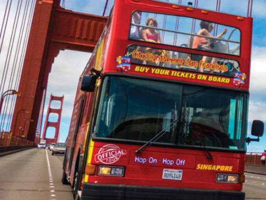 Sail beneath the Golden Gate Bridge and enjoy 48 hours of sightseeing with a Hop-on Hop-off bus pass. It is a great way to experience the city by land and ...