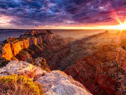 grand canyon sunset-crop