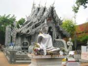 wat sri suphan silver temple chiang mai thailand