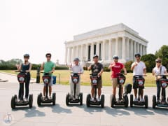 Washington_City Segway_Washington DC Capital