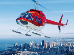 USA_California_San Francisco_Helicopter Tour