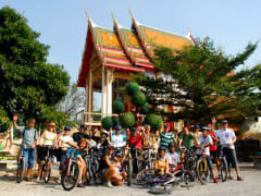 Bangkok Countryside Cycling Tour Private Group