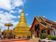 Wat Phra That Hariphunchai_shutterstock_510974182