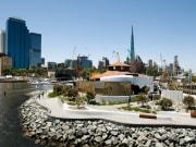 Perth_Elizabeth Quay_shutterstock_524135776