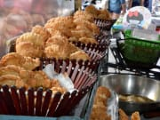 Village of love food tour fried delicacies