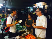 Love Village Evening Market tour