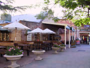 A restaurant in Hahndorf
