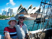 Tall ship cruise Sydney