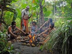 pamagirri aboriginal experience bonfire