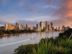 Kangaroo Point Cliffs