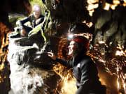 ruakuri cave tour