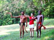 kuranda rainforest pamagirri boomerang throwing