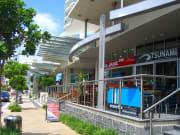 Visit the Pacific Fair Shopping Centre