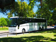 Day trip from Auckland Coach Ride