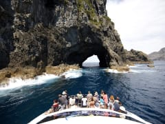 Bay of Islands Cruise Tour Hole in the Rock